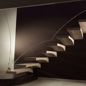 archuitecture des escaliers