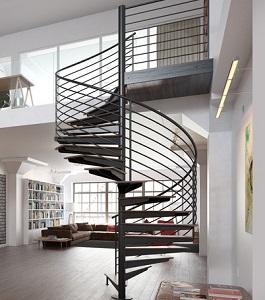 Escalier spécial