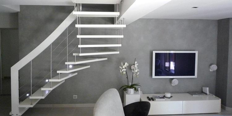Design rampe escalier