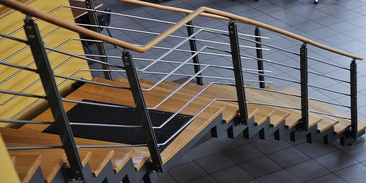 Mesure de sécurité pour les escaliers